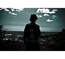 Silhouettes Photographic Print