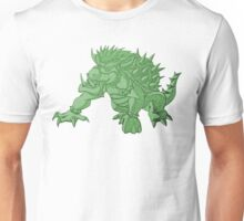 Super Saiyan Bowser (Green Tint) Unisex T-Shirt