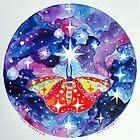 cosmic butterfly III.... by Kevin McGeeney
