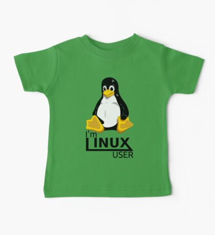 I'm Linux User Baby Tee
