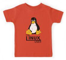 I'm Linux User Kids Tee