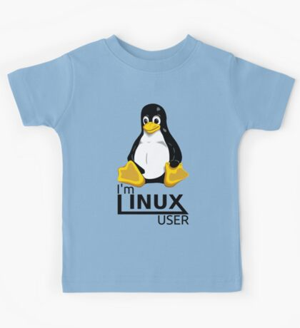 I'm Linux User Kids Tee