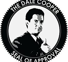 The Dale Cooper Seal Of Approval by DannyCanning