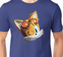 Tails The Fox Polygon Design Unisex T-Shirt