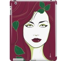 Poison Ivy - Nagel Style iPad Case/Skin