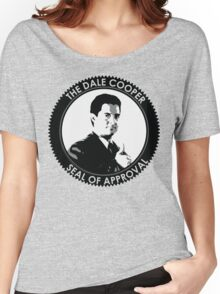 The Dale Cooper Seal Of Approval Women's Relaxed Fit T-Shirt