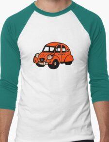 2cv vintage french car citroen T-Shirt
