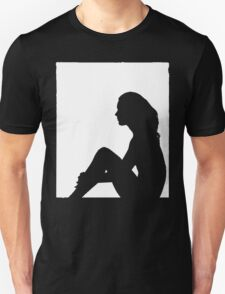 Sitting in the window T-Shirt