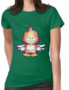 Rooster Boy Womens Fitted T-Shirt
