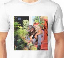 The Gardener Next Door Unisex T-Shirt