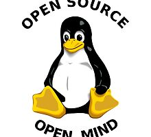 Open Source Open Mind by darthskynet