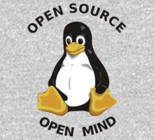 Open Source Open Mind One Piece - Long Sleeve