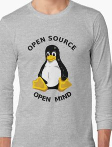 Open Source Open Mind Long Sleeve T-Shirt