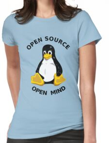 Open Source Open Mind Womens Fitted T-Shirt