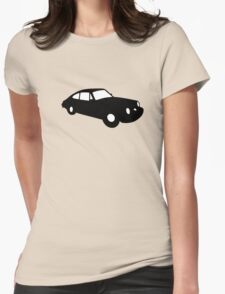 911 Porsche vintage car for speed race furious  fast Womens Fitted T-Shirt