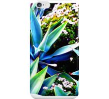 Paint my World in Blue... iPhone Case/Skin