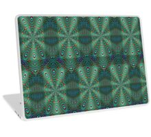 Complexion Decor [Green] Laptop Skin