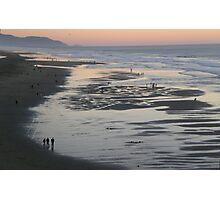 San Francisco, Ocean Beach Photographic Print