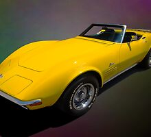 '71 Corvette by Kurt Golgart