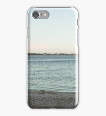 Cape Coral Beach Pano  iPhone Case/Skin