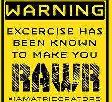 WARNING by swilmer