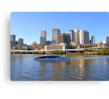 Brisbane Riverside......Australia Canvas Print