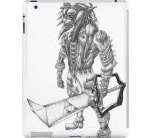 Steampunk Link/Kingdom Hearts Link iPad Case/Skin