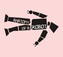 Anatomy of a Robot Baby Tee