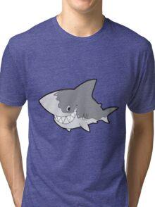Shark Features! Tri-blend T-Shirt