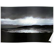 Sleat Peninsula, Isle of Skye Poster
