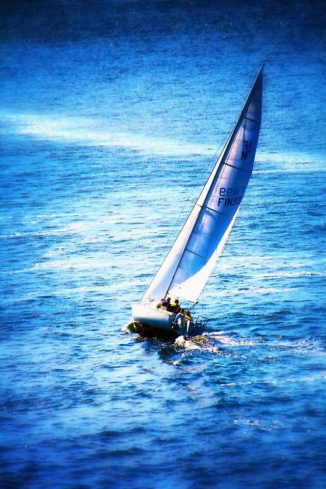 Sailing by Demoshane