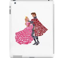 Sleeping Beauty - Pink iPad Case/Skin