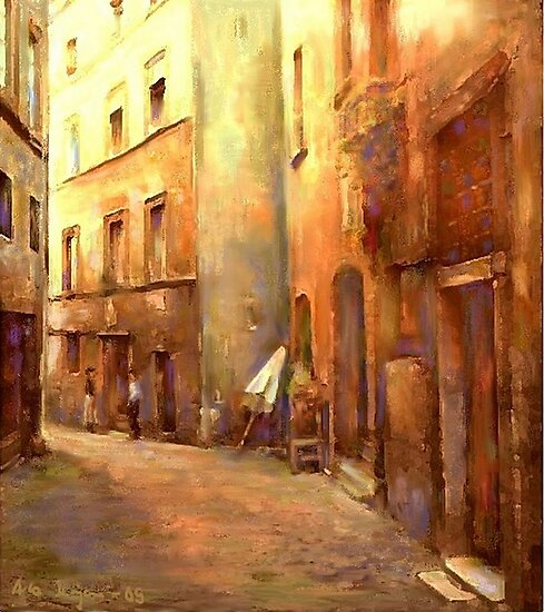 A Moment in Rome by aila
