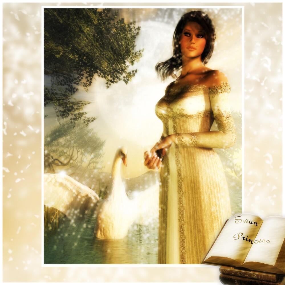 Swan Princess by Demoshane