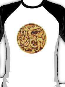 Mighty Morphin Power Rangers Megazord Coin T-Shirt