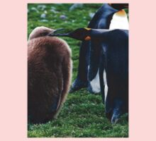 Fluffy King Penguin Kids Clothes