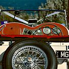 The MG by Eyal Geiger
