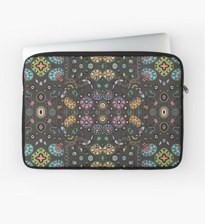 Funky Bloom Laptop Sleeve