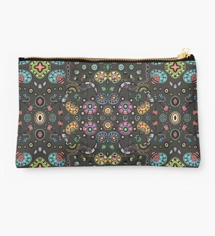 Funky Bloom Studio Pouch