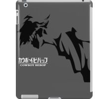 cowboy bebop edward anime shirt iPad Case/Skin