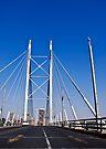 Nelson Mandela Bridge - Johannesburg by RatManDude