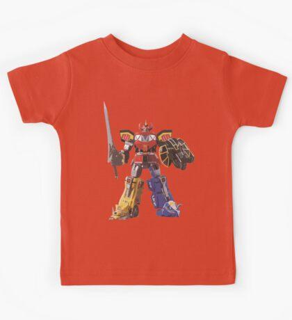 Mighty Morphin Power Rangers Megazord Kids Tee