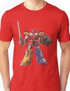 Mighty Morphin Power Rangers Megazord Unisex T-Shirt