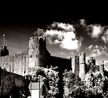 Pembroke Castle by Paul Gibbons