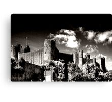 Pembroke Castle Canvas Print