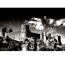 Pembroke Castle Photographic Print