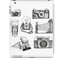 Vintage Camera Collection iPad Case/Skin