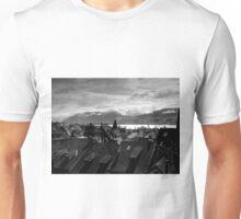 View To The Swiss Alps Switzerland Unisex T-Shirt