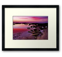 """Twilight Dreams"" Framed Print"