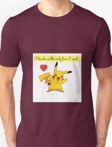 Pikachu Items T-Shirt